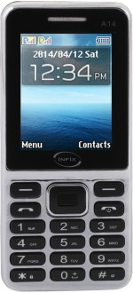 Infix A 14 Dual Sim Multimedia 2.4 Inches
