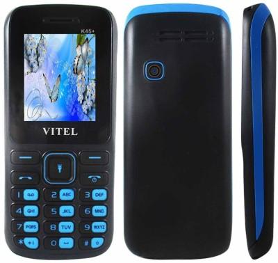 VITEL K45 (Black & Blue)