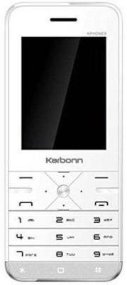 Karbonn Kphone 9 (White/Champagne)
