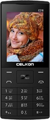 Celkon C26 (Black and Blue)