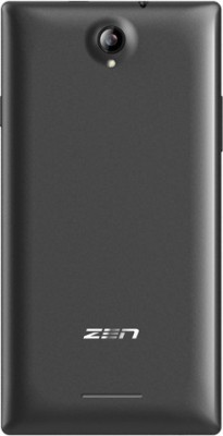 Zen Cinemax 2 (Black, 8 GB)