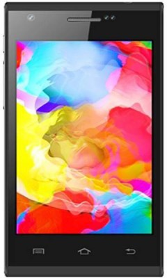 Videocon infinium quad (black, 4 GB)