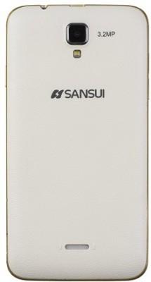 Sansui U40+ (White Gold, 4 GB)