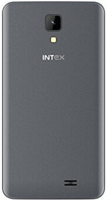 Intex Aqua Y2 IPS (Grey and Metal Grey, 4 GB)