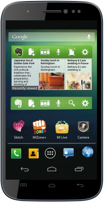 Micromax Canvas (1GB RAM, 16GB ROM) at Rs. 8495 from Flipkart