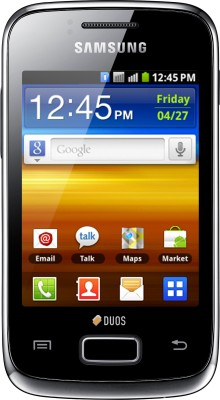 Buy Samsung Galaxy Y Duos S6102: Mobile