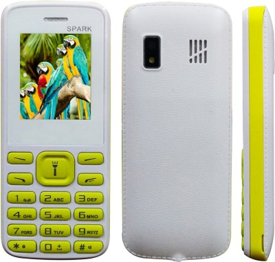 Mobi Store Spark (White and Yellow)