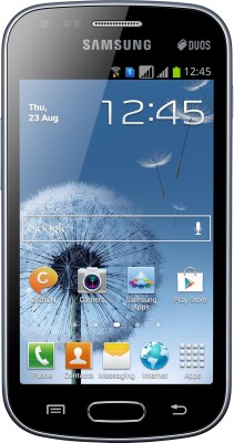 Samsung Galaxy S Duos S7562 Black available at Flipkart for Rs.9745