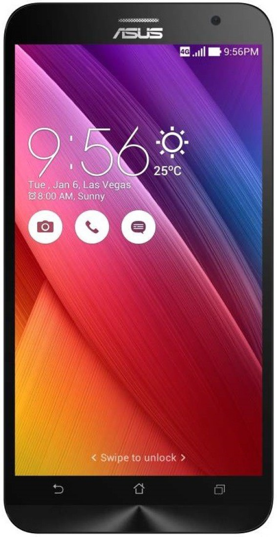 Asus Zenfone 2 ZE550ML (White, With 2 GB RAM,With HD Display, With 16 GB)