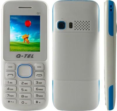 Q-Tel Q1 (White, Blue)