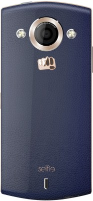 Micromax Canvas Selfie A255 (Blue, 16 GB)