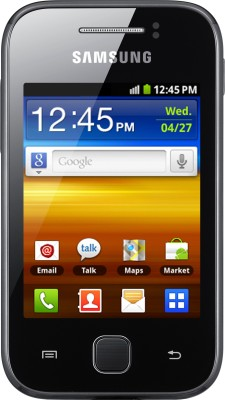 Samsung Galaxy Y S5360 Absolute Black