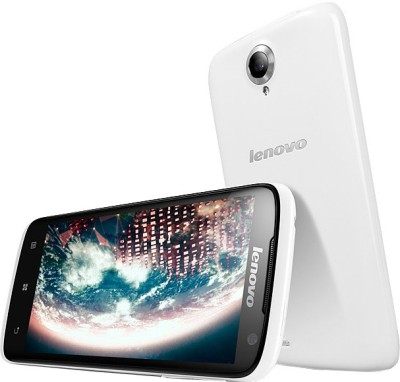 Lenovo S820 White, with 8  GB available at Flipkart for Rs.12489