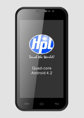 HPL A1XP Quad Core (Black, 4 GB)