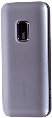 Mobell MOBELL M320i with Envent Headphone (Silver)