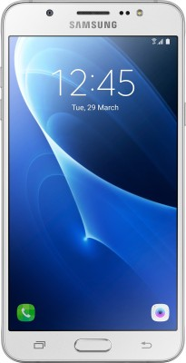 Samsung Galaxy J7 - 6 (New 2016 Edition)(White, 16 GB)