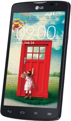 LG L 80 Dual (Black, 4 GB)
