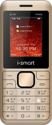 i-Smart IS-101-Champ (Champagne and Black)