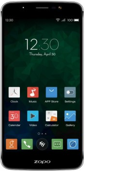 ZOPO ZP951 Speed 7 16GB - Black (Black, 16 GB)