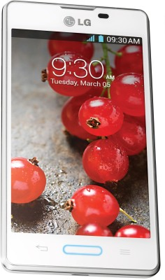 LG Optimus L5 II E450 (White, 4 GB)