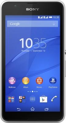 Sony Xperia E 4G Dual (White, 8 GB)