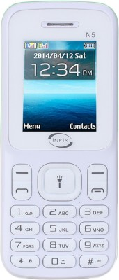 Infix N3 (White & Green)