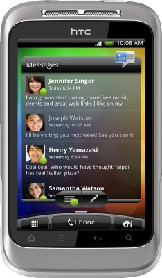 Buy HTC Wildfire S: Mobile