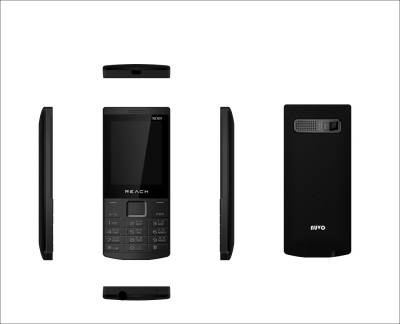 REACH RZ601 (Black)