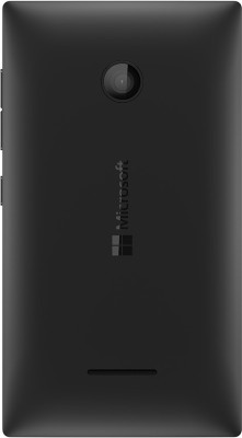 Microsoft Lumia 435 DS (Black, 8 GB)