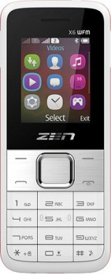 Zen X6 Wfm Auto Call Recorder With Mobile Keychain
