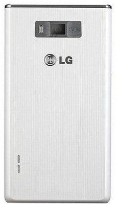 LG Optimus L7 (White, 2.72 GB)