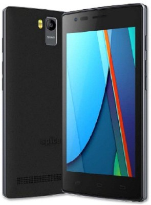 Spice Xlife 480Q (Black & Grey, 8 GB)