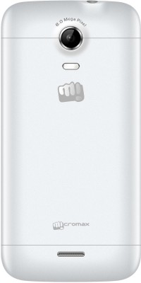 Micromax Canvas Turbo Mini A200 (White, 1.61 GB)