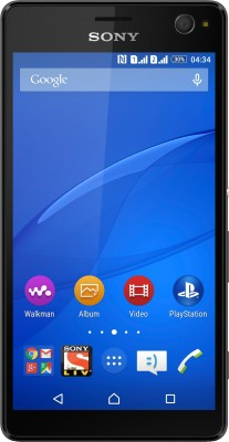 Sony Xperia C4 Dual (Black, 16 GB)