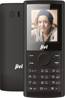 Jivi ALL CDMA SIM PHONE (Black)
