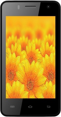 Intex Aqua Y2 1GB (Grey, MetalGrey, 8 GB)