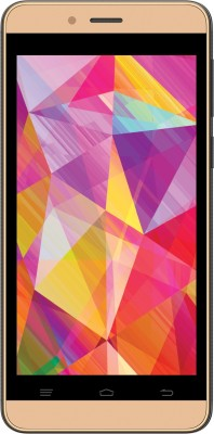 Intex Aqua Q7 N (Champagne, 8 GB)