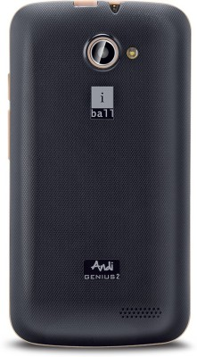 iBall Andi Genius 2 (Black Gold, 512 MB)