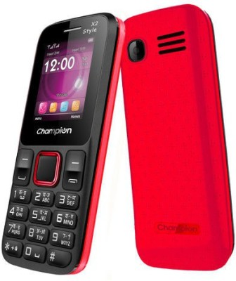 Champion BSNL CHAMPION X2 STYLE RED (RED)