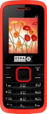 Usha Shriram A3 (Black & Red)