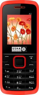 Usha Shriram A3 (Black & Red)