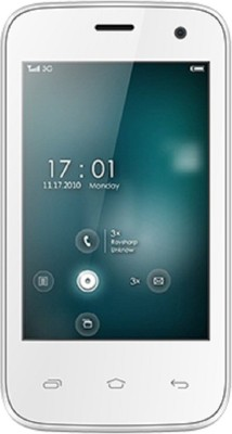 Videocon Z30 Aire (White, 512 MB)