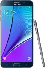 Samsung Galaxy Note 5 64GB Single Sim Black