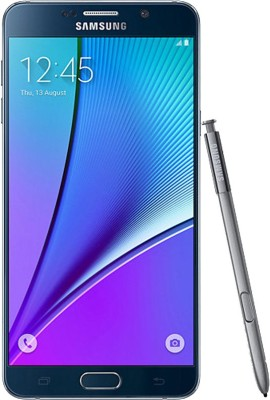 Samsung Galaxy Note 5 64GB Single Sim Black