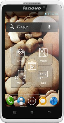 Lenovo IdeaPhone S890 White available at Flipkart for Rs.11555