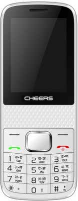 Cheers Sleek21 (Curve with Big Display) (White+Blue)