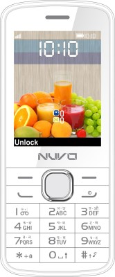 Nuvo Flash (White)