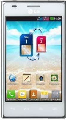 Buy LG Optimus L5 Dual E615: Mobile