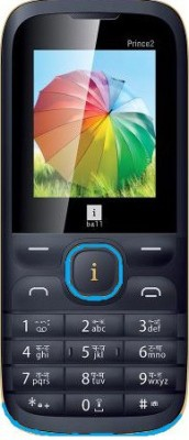 iBall Prince 2 (BLACK, BLUE)