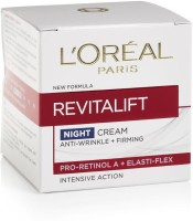 Loreal Paris Revitalift Anti-Wrinkle + Firming Night Cream (50 Ml)
